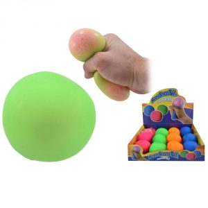 Neon Stretchy Stress Ball